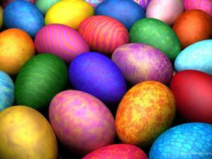 0. Uova colorate