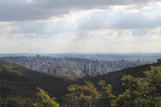 Vista di BH dal Mirante