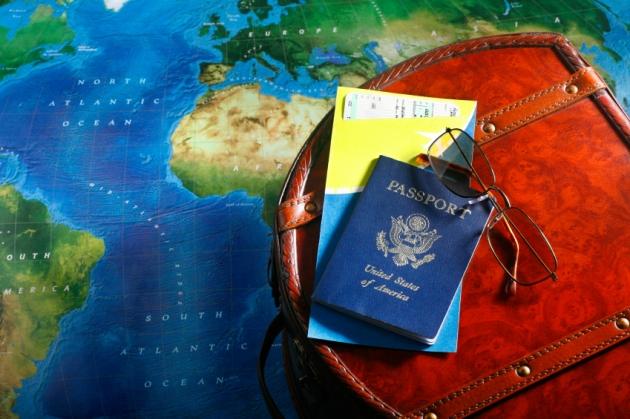 Viaggiare verso il Brasile